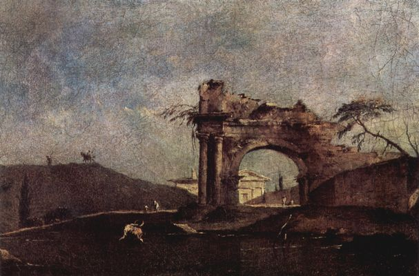Francesco Guardi: Cappriccio