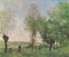 Jean-Baptiste-Camille Corot: Erinnerung an Coubron