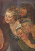 Peter Paul Rubens: Der trunkene Silen, Detail